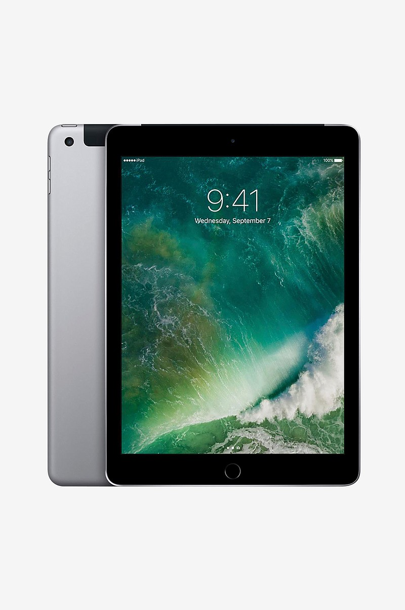 iPad 128GB Wi-Fi/4G Space Gray MR722