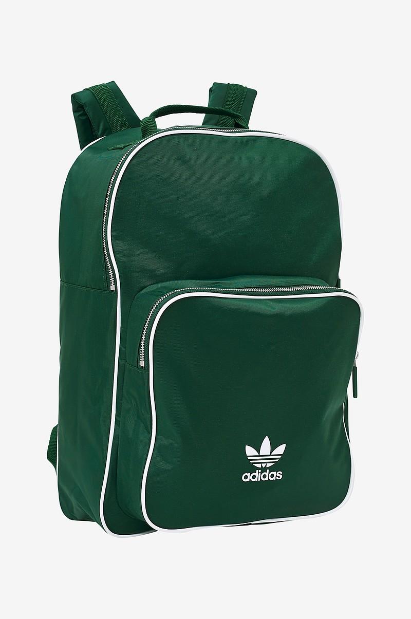paras 100% aito paras verkkosivusto adidas Originals Classic BackPack Adicolor reppu - Vihreä ...