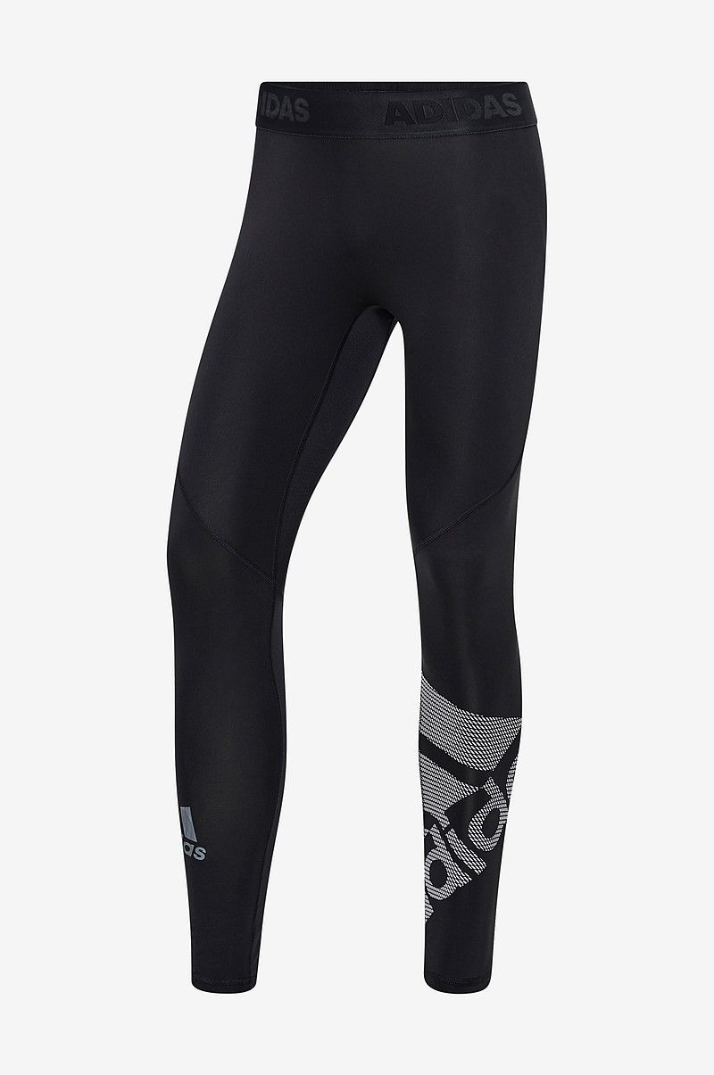 Träningstights Alphaskin Sport Badge of Sport Long Tights
