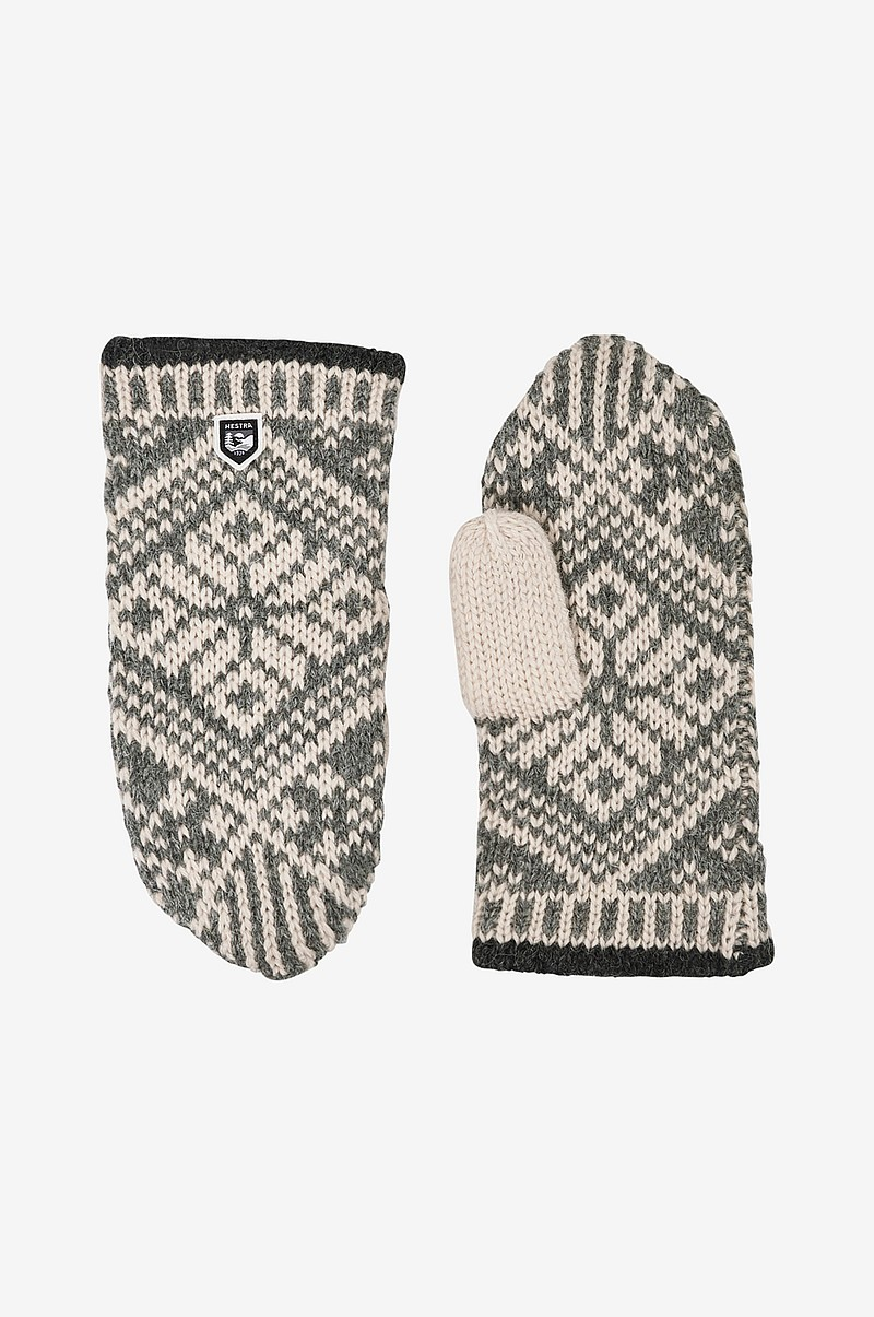 Vanter Nordic Wool Mitt