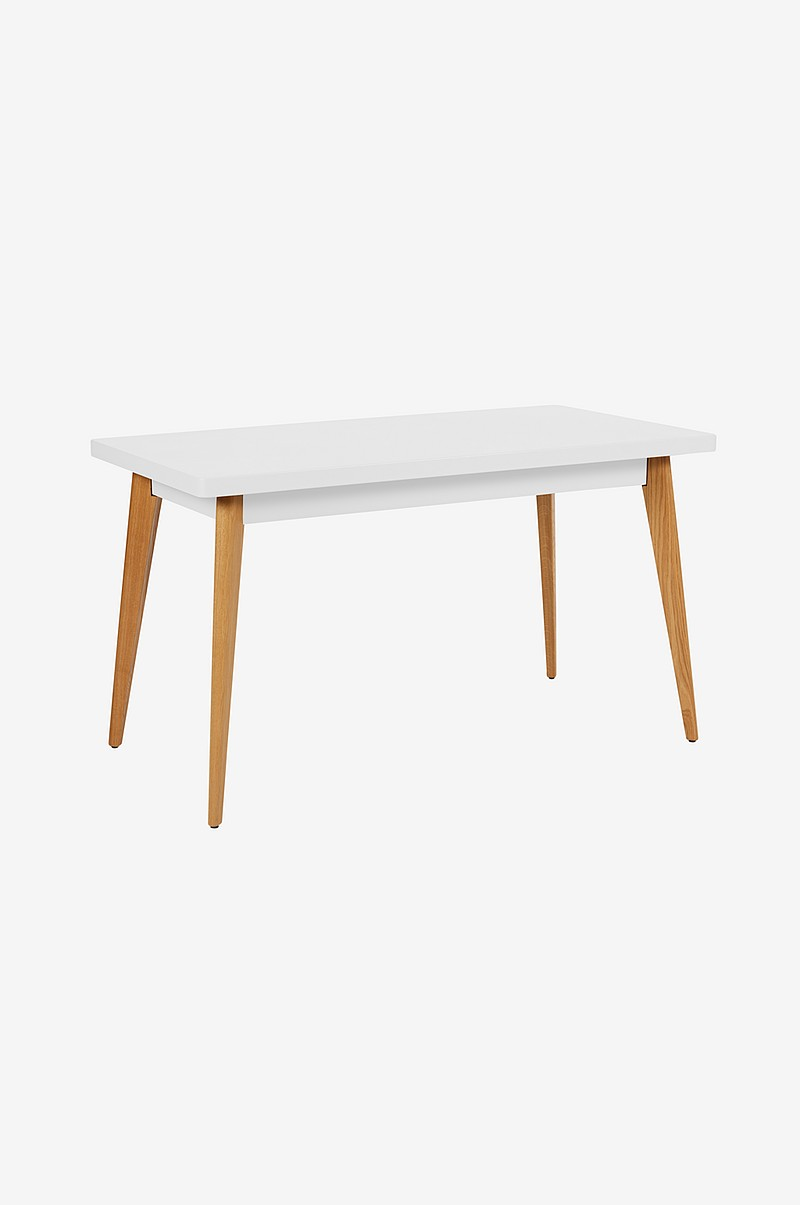 Pöytä outdoor 55 table wooden legs 190