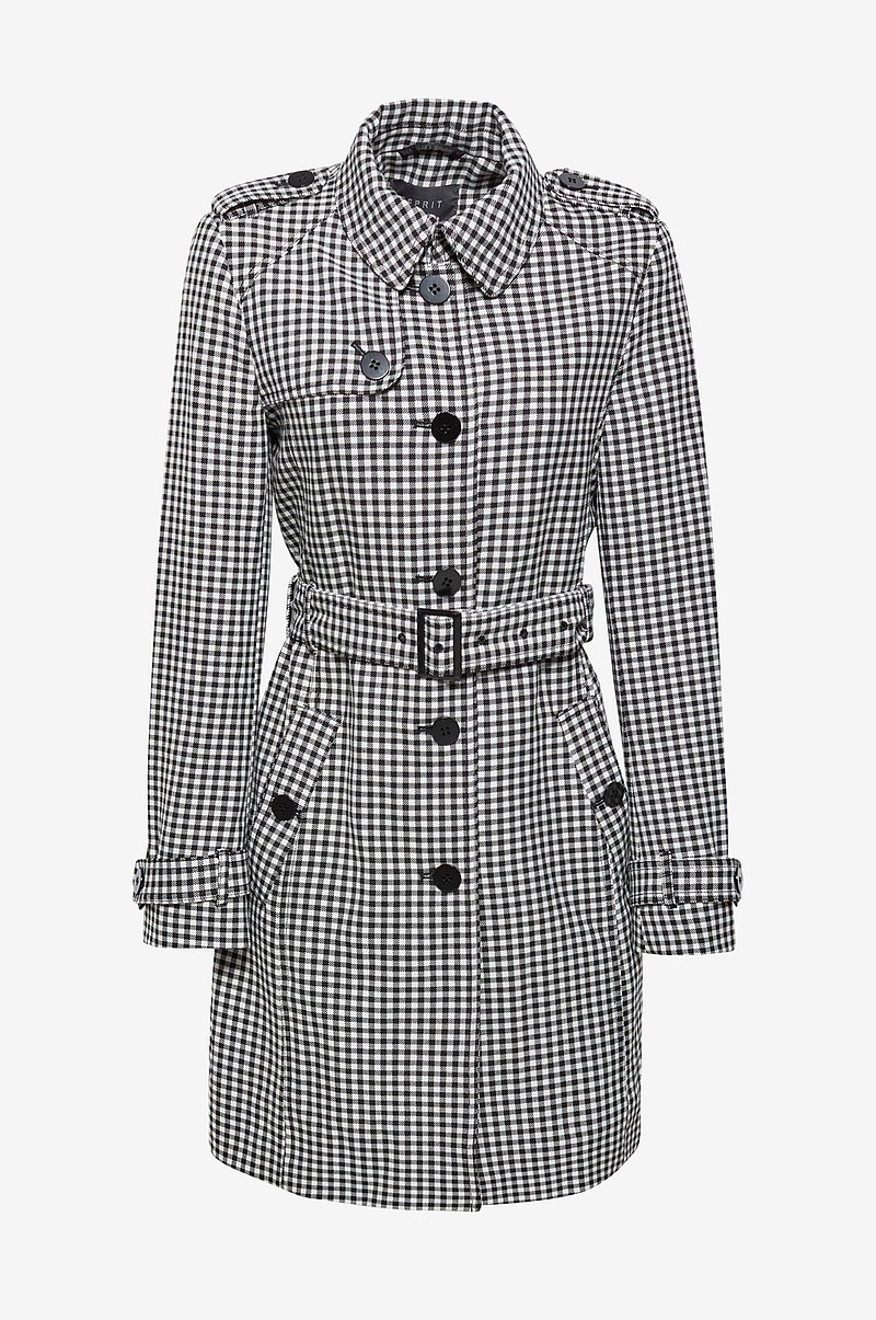 Trenchcoat Check