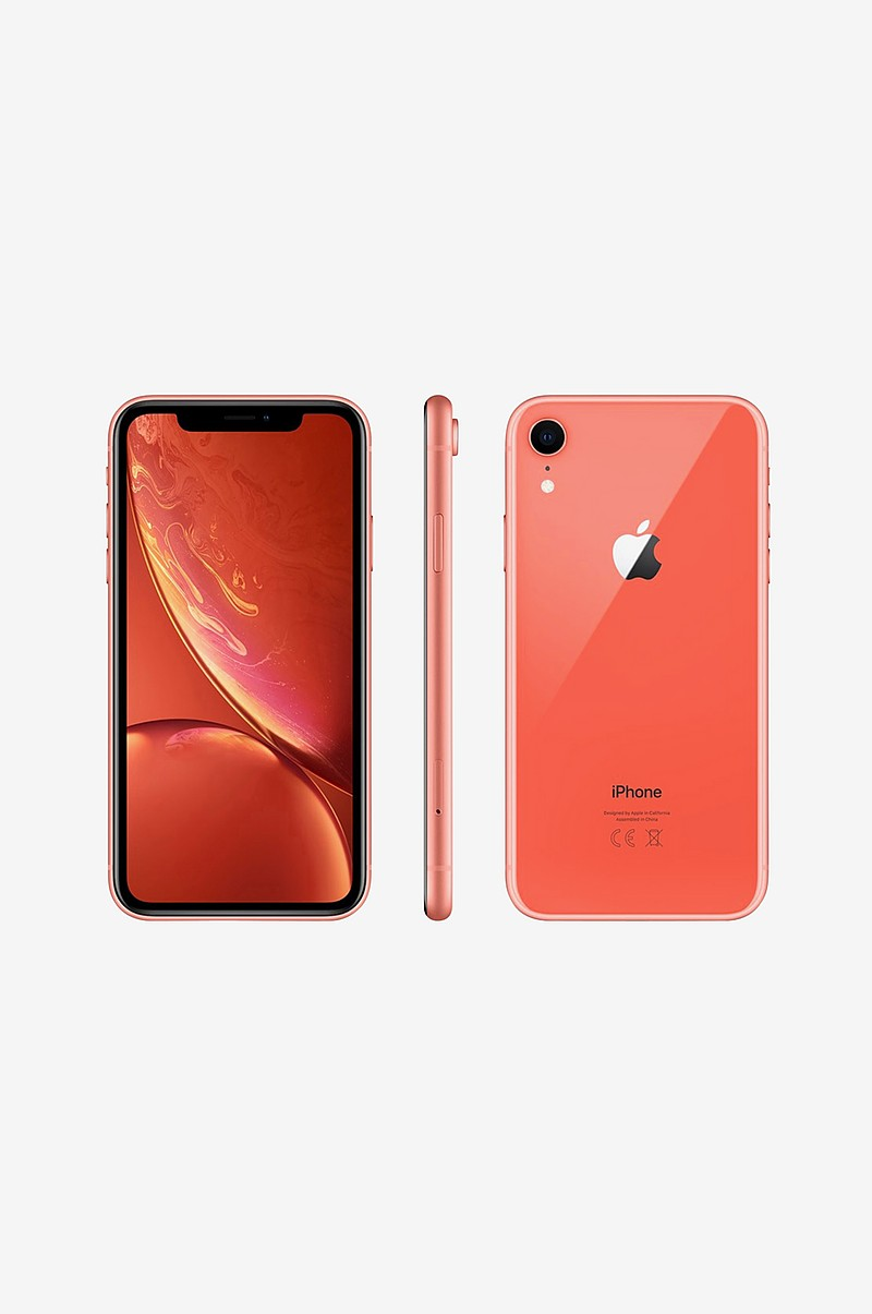 iPhone XR 128GB Coral MRYG2