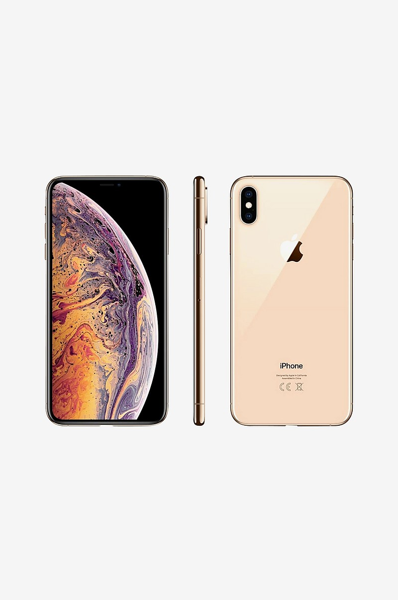iPhone XS Max 256GB Gold MT552