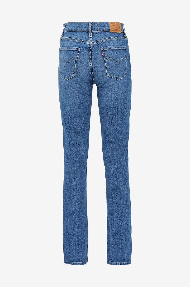 Jeans 724 High Rise Straight Second