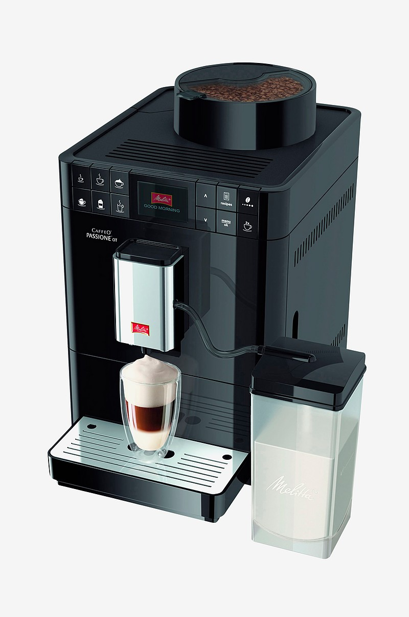 Caffeo Passione One Touch Svart