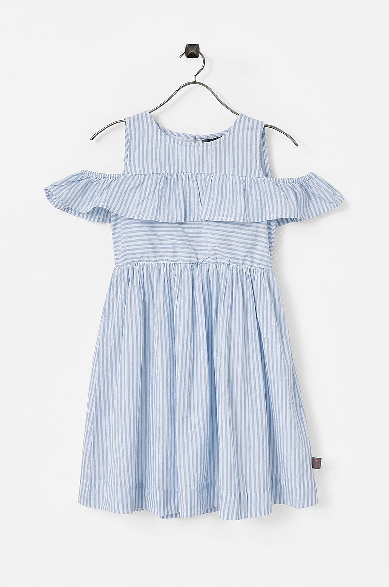 Mekko Blue Stripe Dress