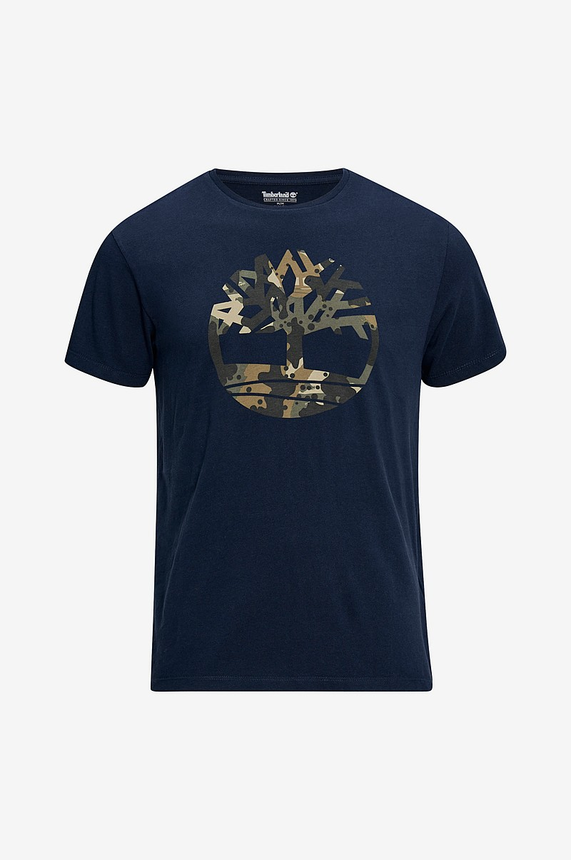 T-shirt SS Kennebec River Seasonal Pattern Brand Slim Tee