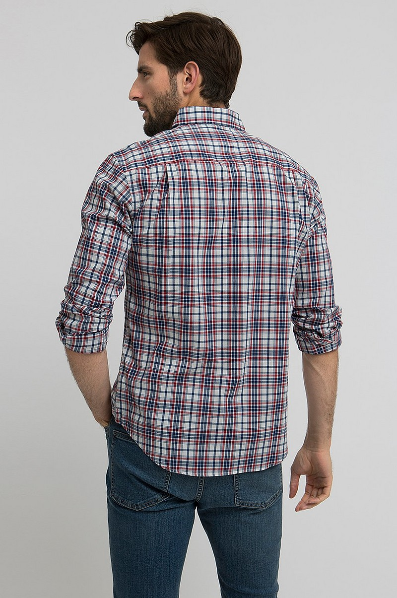 Skjorte Jones Checked Shirt
