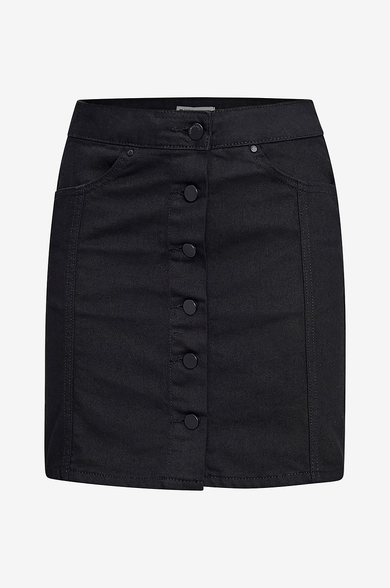 Jeanskjol Mira Denim Skirt