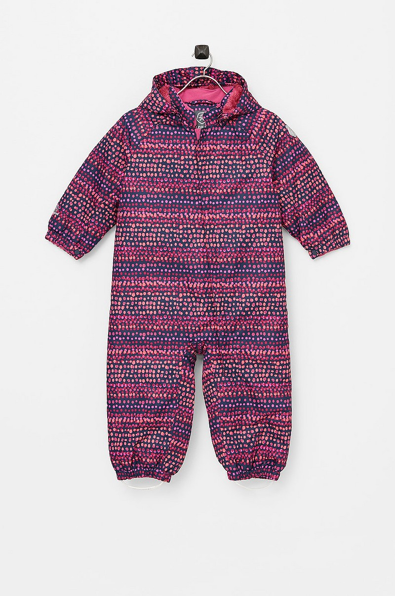Vinterdress Rimah Mini Padded Coverall AOP