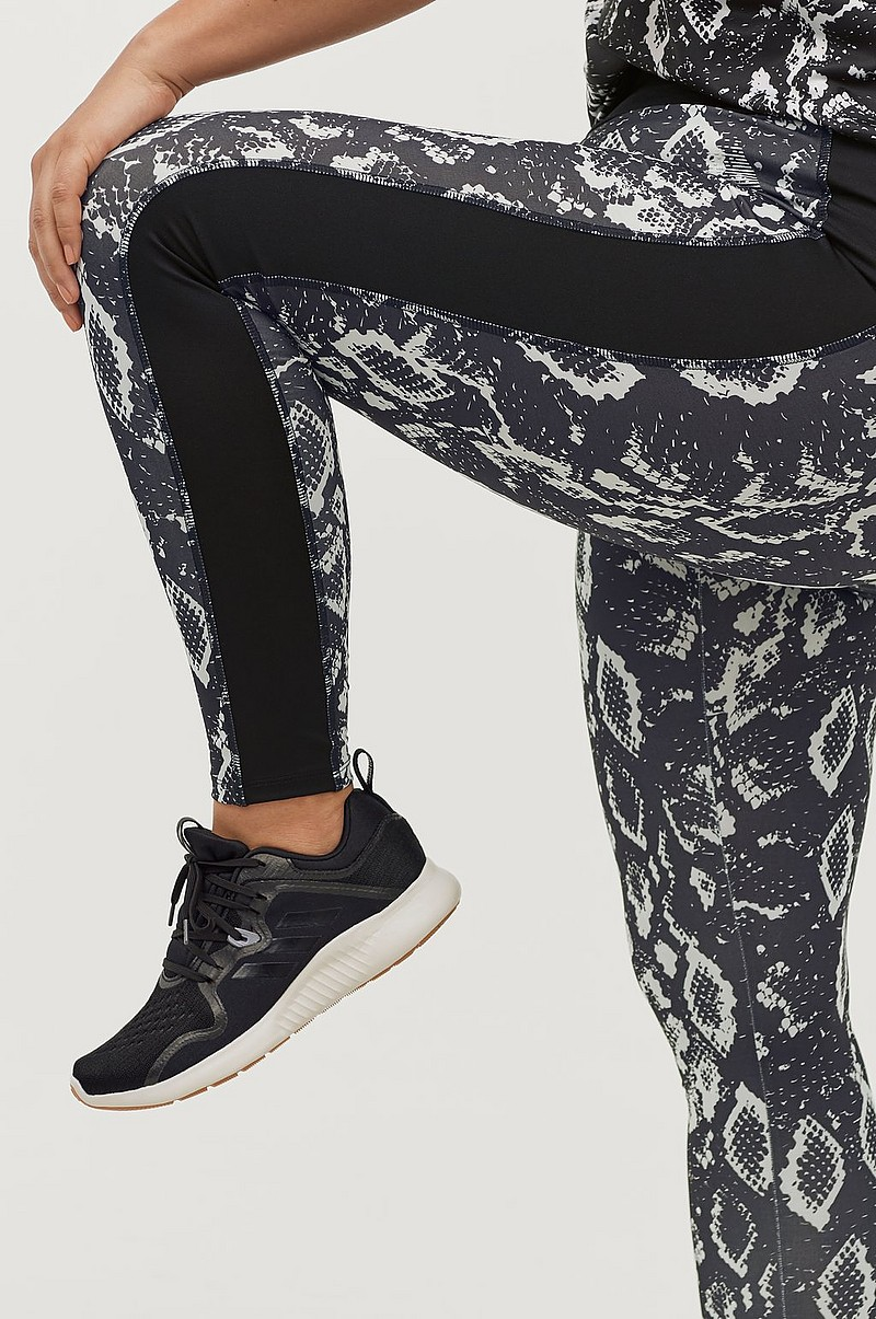 Treningstights aSnake Ancle Pant