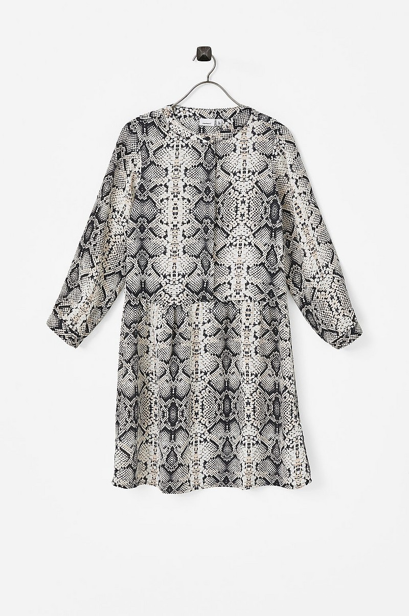 Mekko nkfFasnake LS Dress