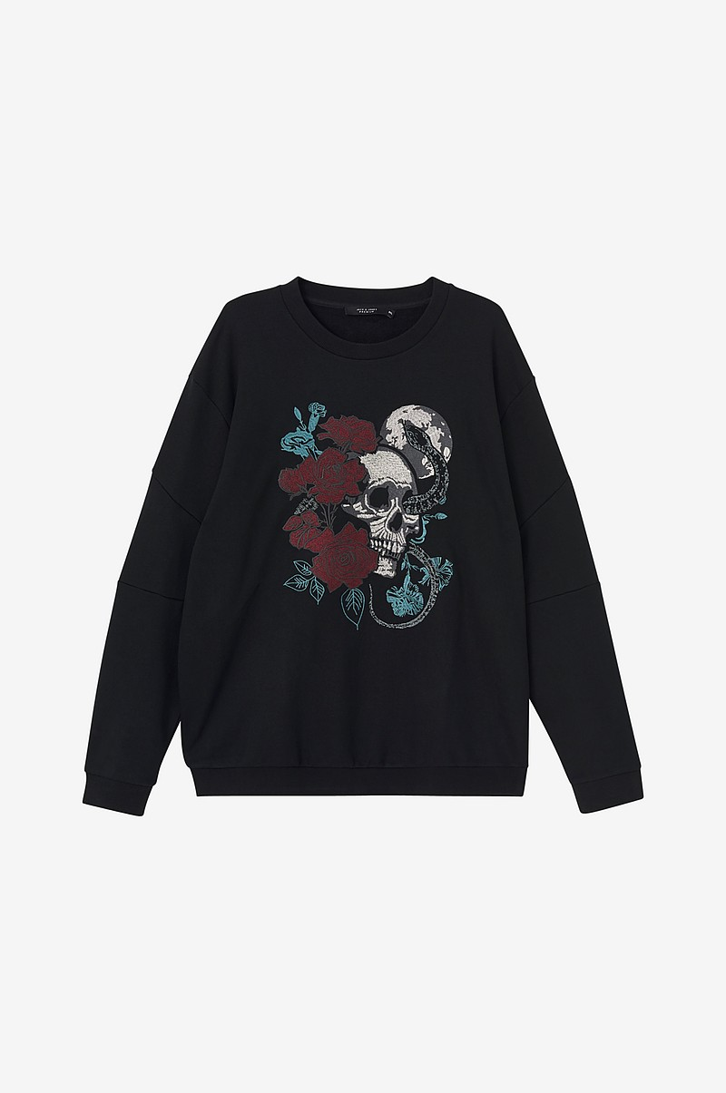 Sweatshirt jprNiel Bla. Sweat Crew Neck PS