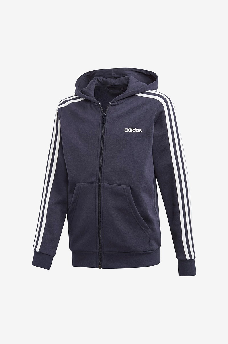 Huppari Essentials 3-stripes Hoodie