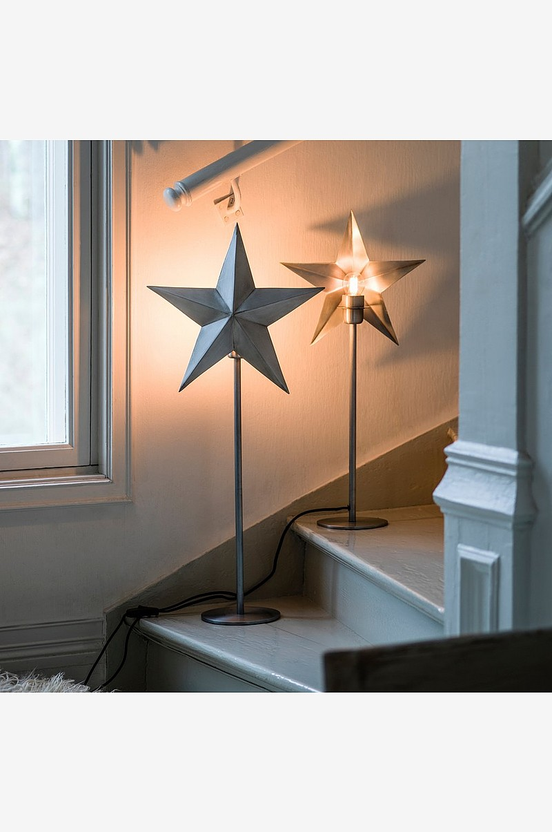 Bordlampe NORDIC STAR ON BASE, 63 cm