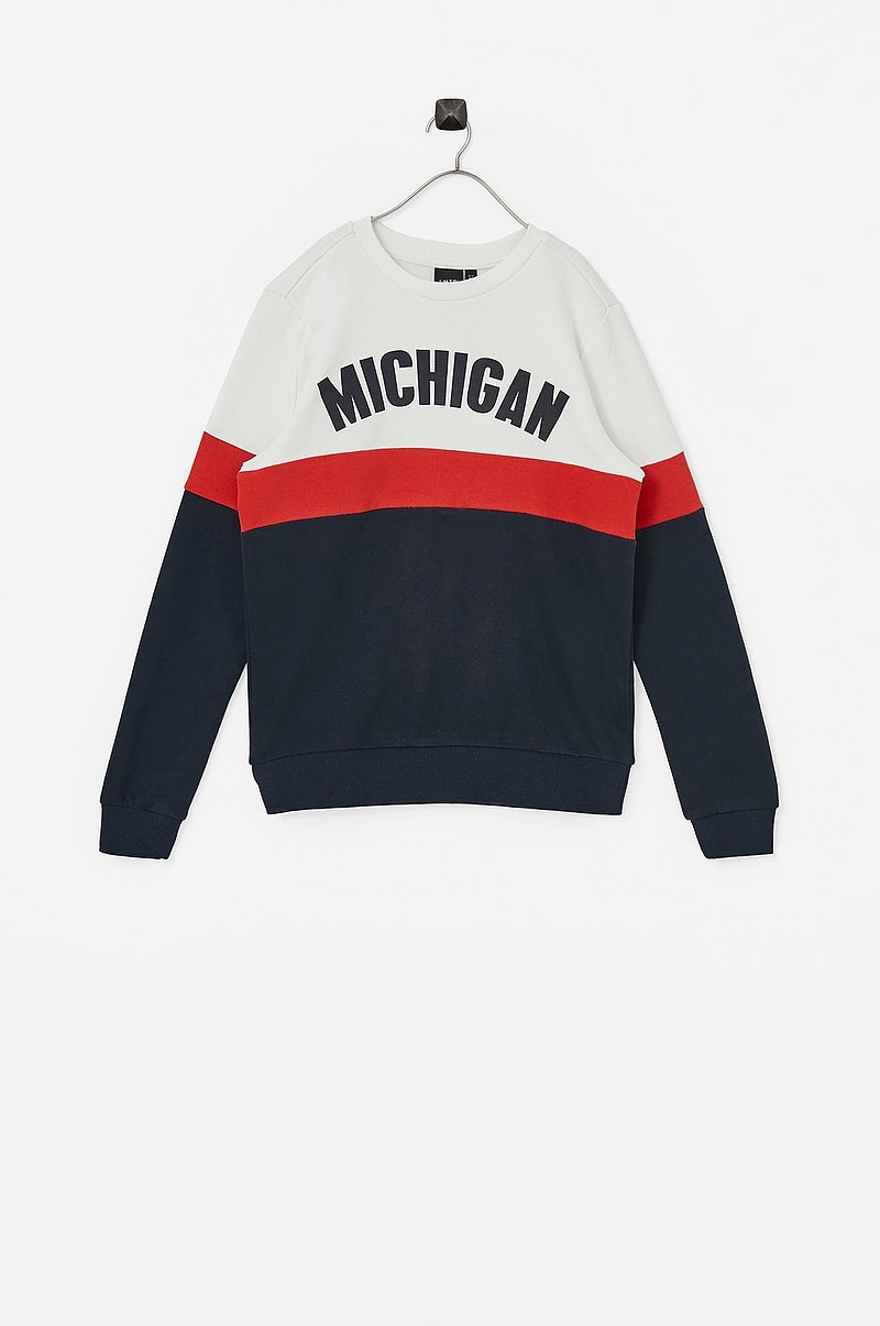 Sweatshirt nlmLeopold LS Sweat
