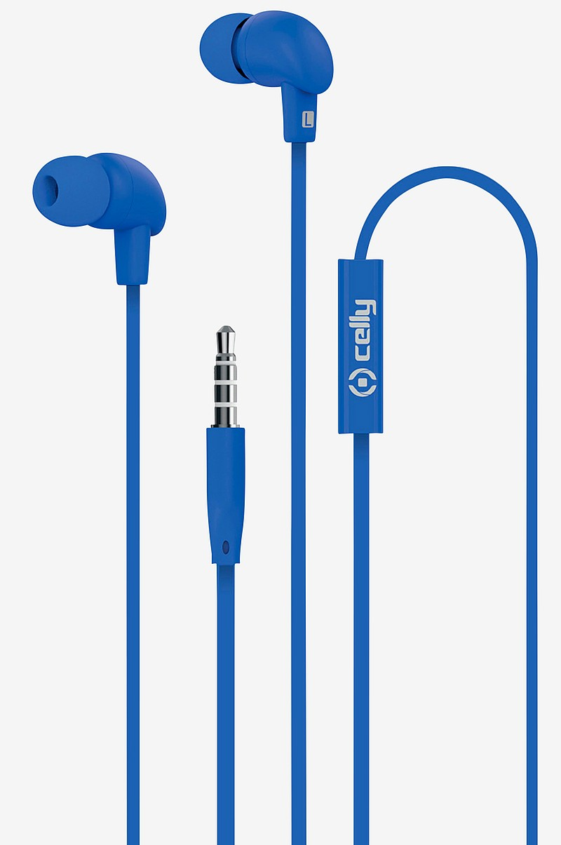 UP600 Stereoheadset In-ear Blå