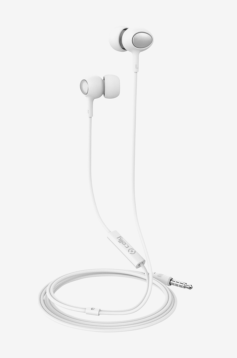 UP500 Stereoheadset In-ear Hvid