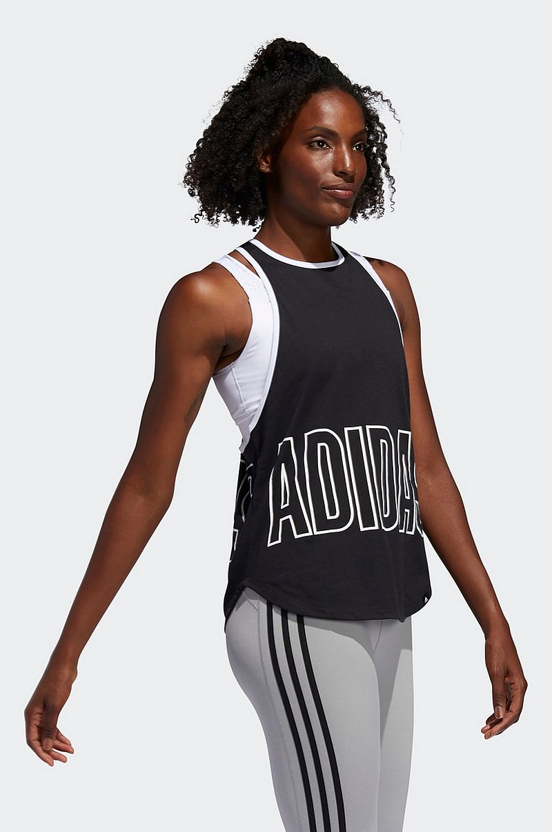 Treenitoppi Alphaskin Graphic Tank Top