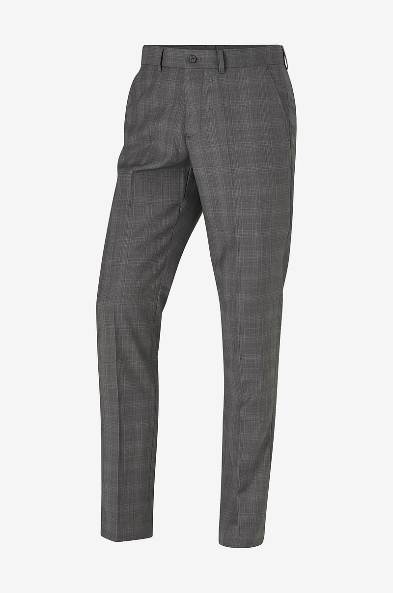 Kostym Checked Men's Suit