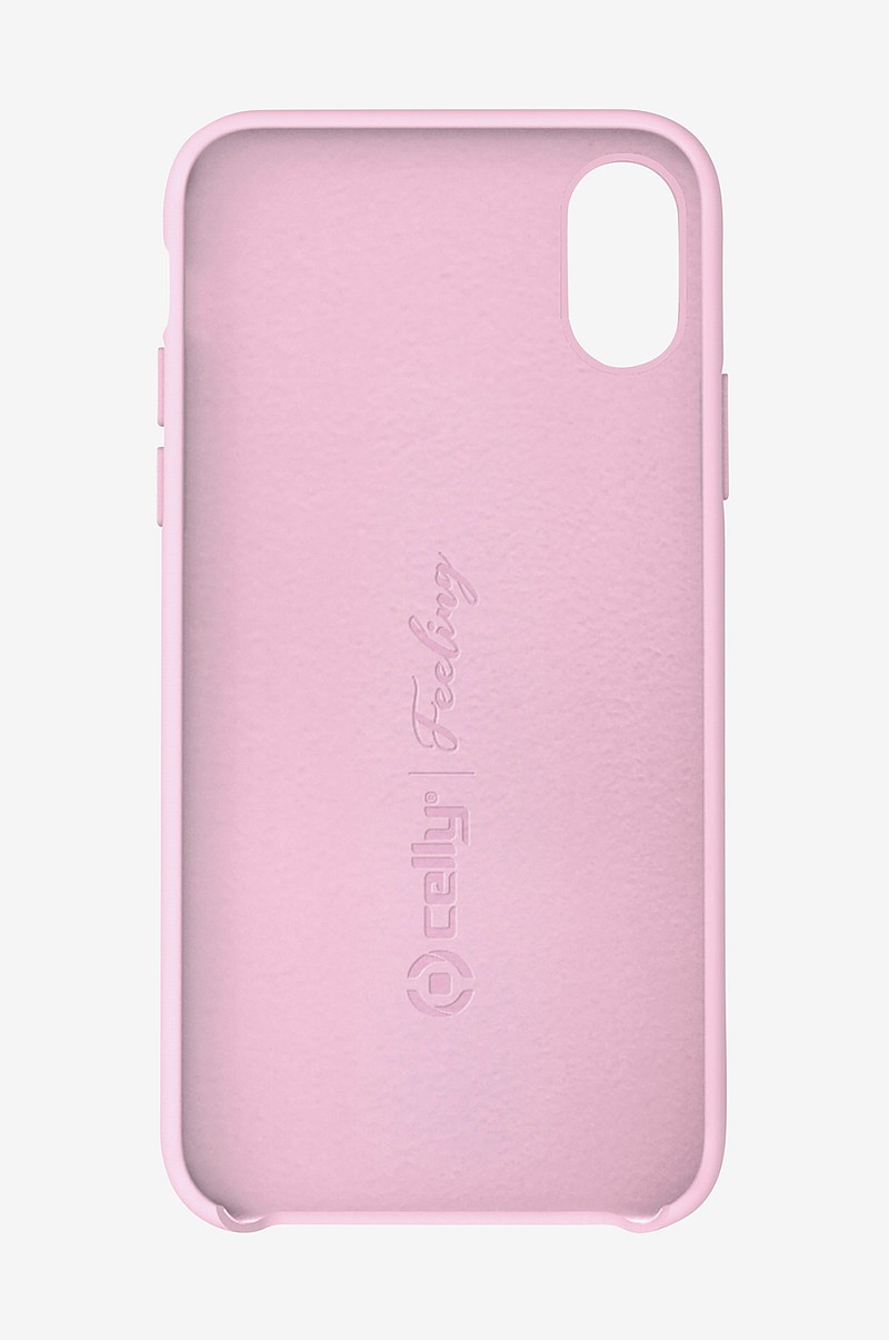 Soft-touch cover iPhone X/Xs R