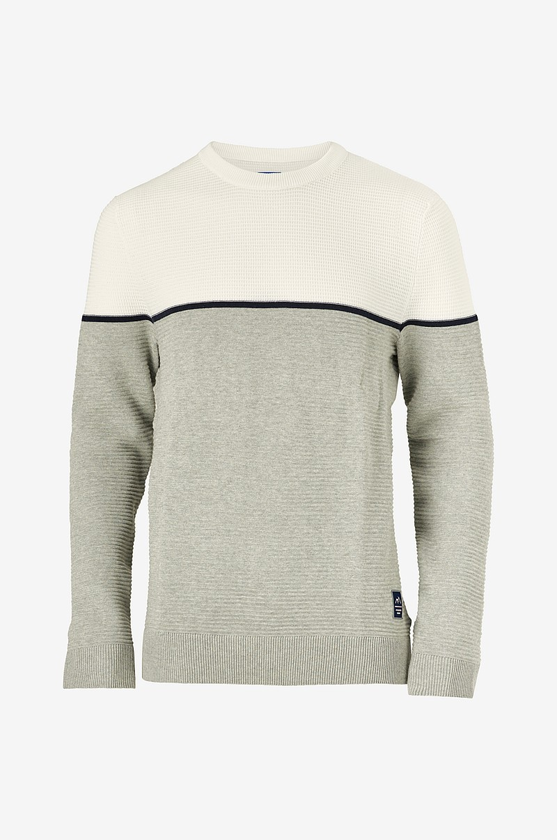 Trøje jorBrit Knit Crew Neck