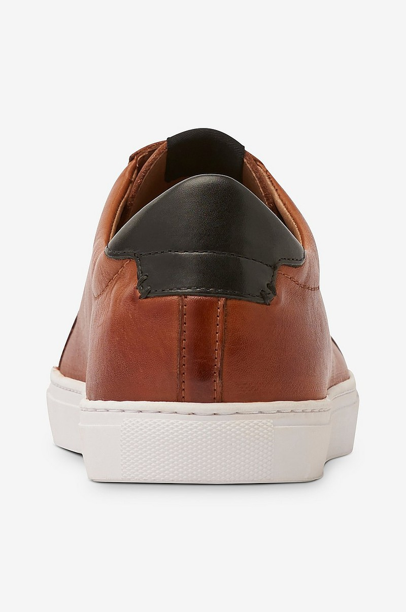 Sneakers Alcester Leather Tan