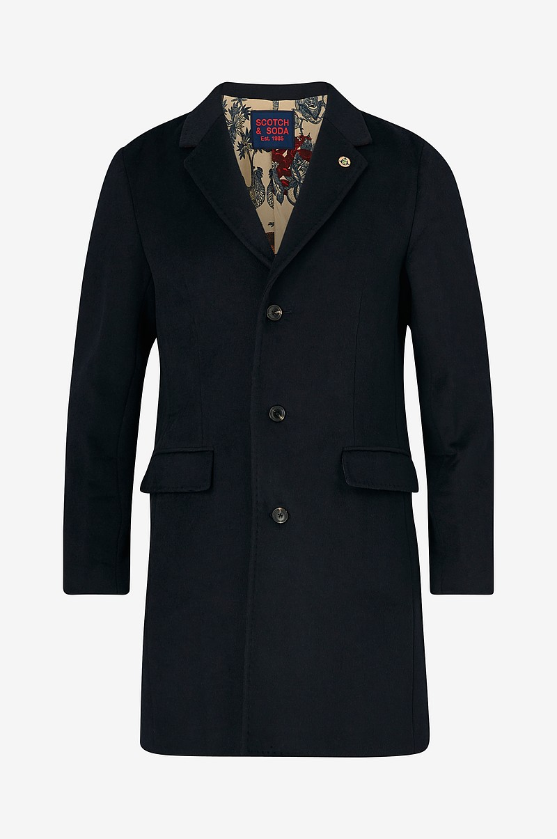 Frakk Classic Single Breasted Coat