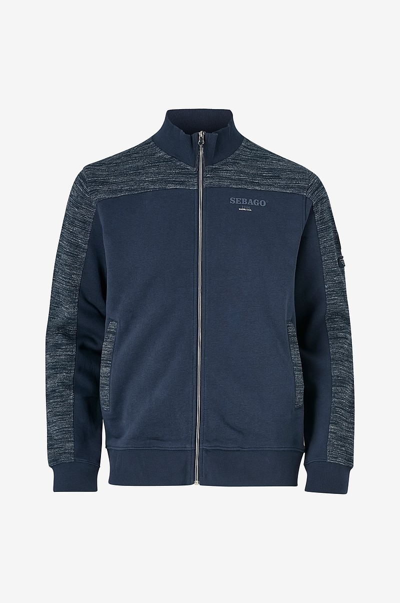Sweatshirt Port Sweat Zip Jacket