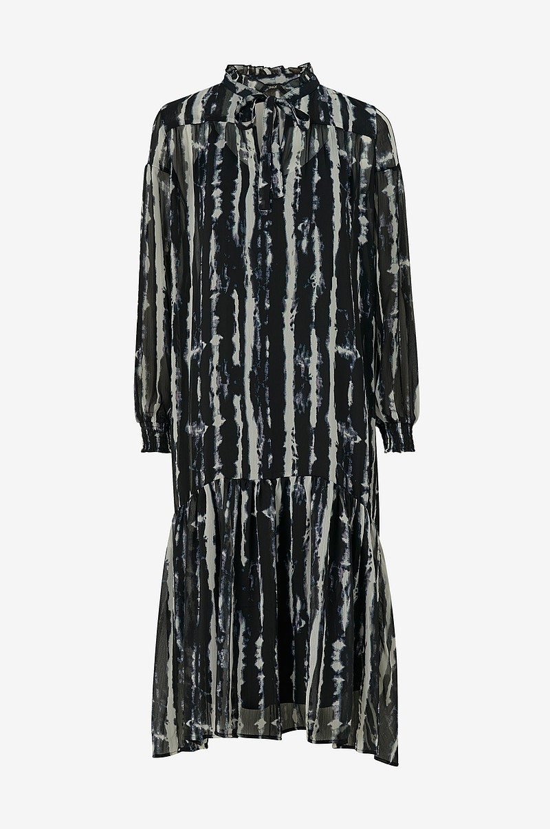 Maksimekko onlRiana L/S Maxi Dress