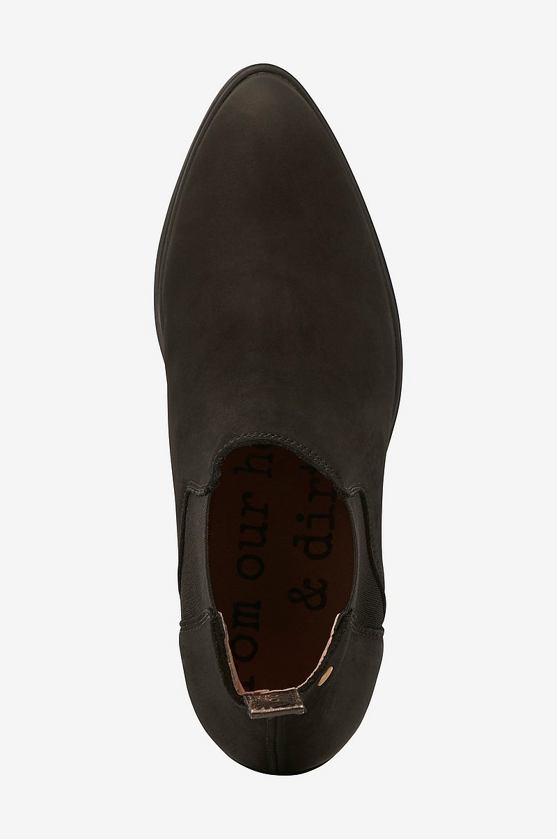Boots Whole W Suede Shoe