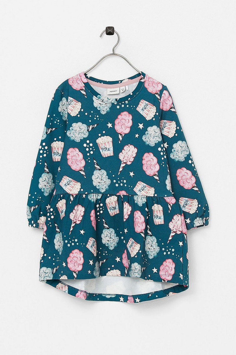 Klänning nmfRifa LS Sweat Dress