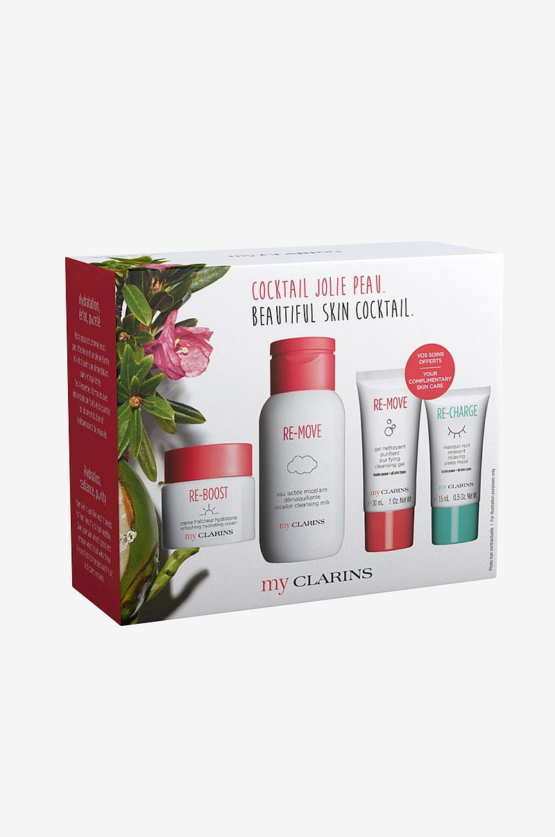 Presentask My Clarins Holiday Collection