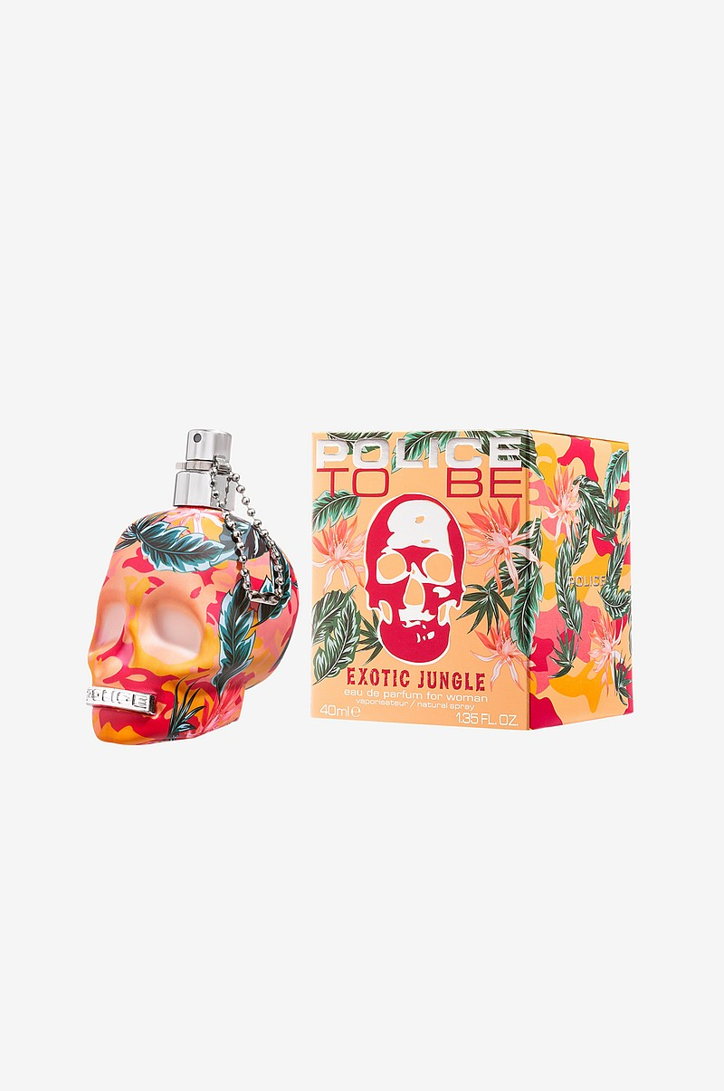To Be Exotic Jungle Woman EdP 40 ml