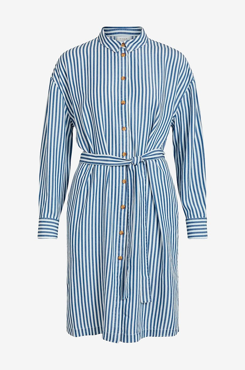 Paitamekko viSuka L/S Shirt Dress