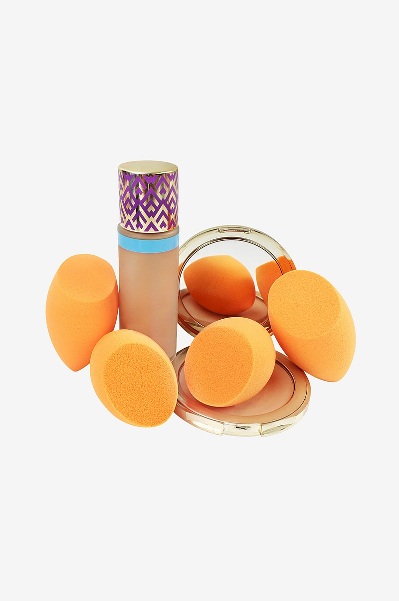 4 Miracle Complexion Sponges