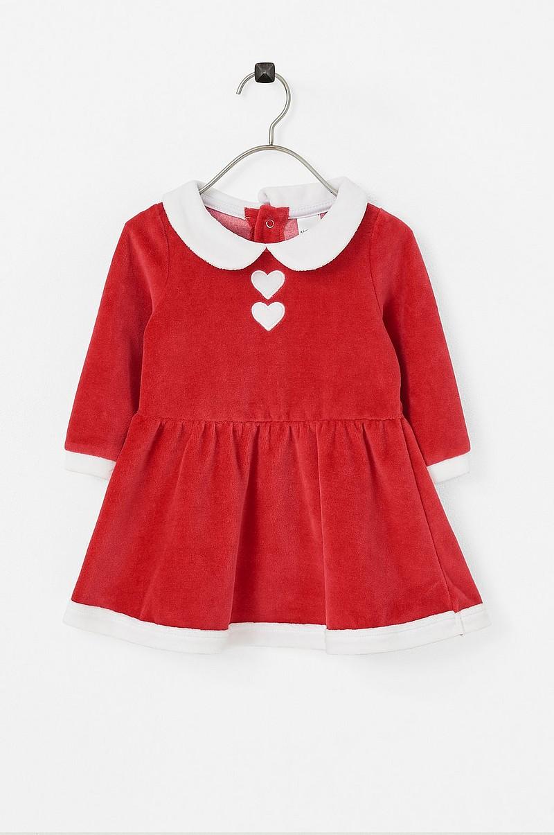 attraktivt pris ny livsstil uttag online Ellos Kids Tomteklänning med luva - Röd - Barn - Ellos.se