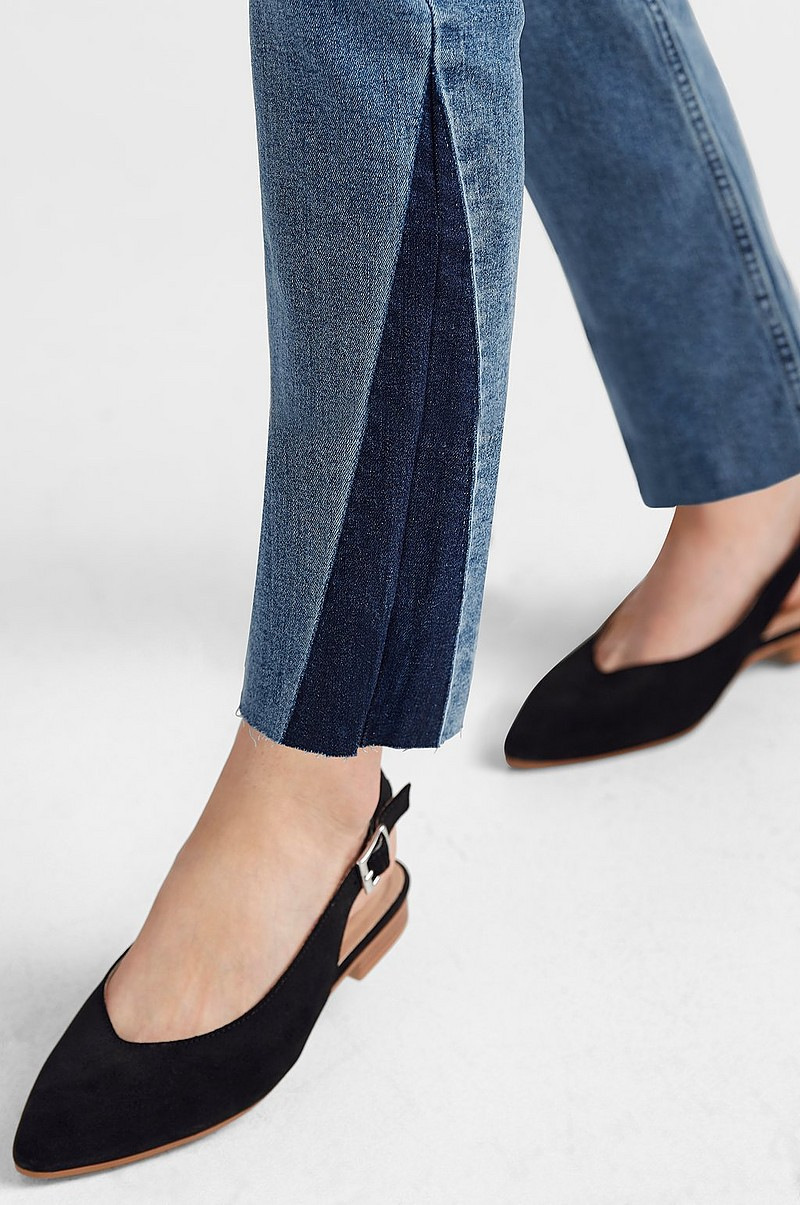 Jeans Nanna Contrast Vedge