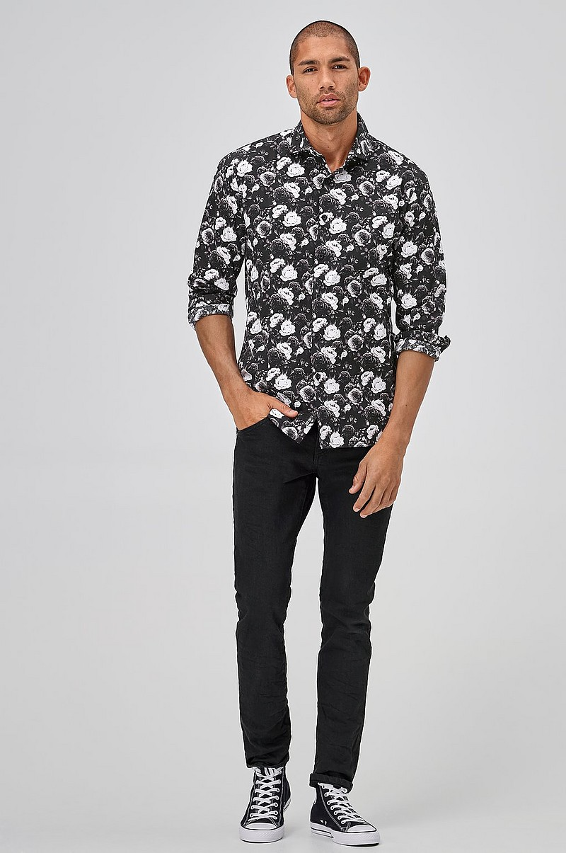 Skjorte Phillip Stretch Shirt