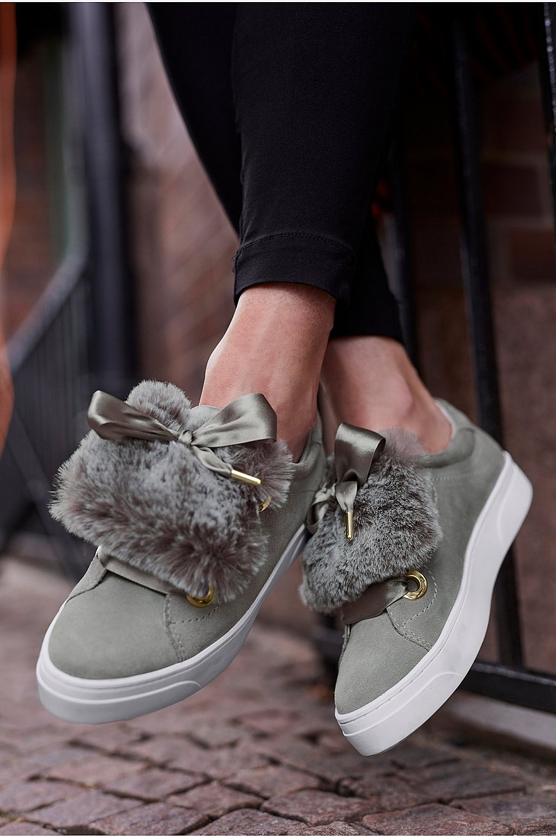 Sneakers Lindy Fur