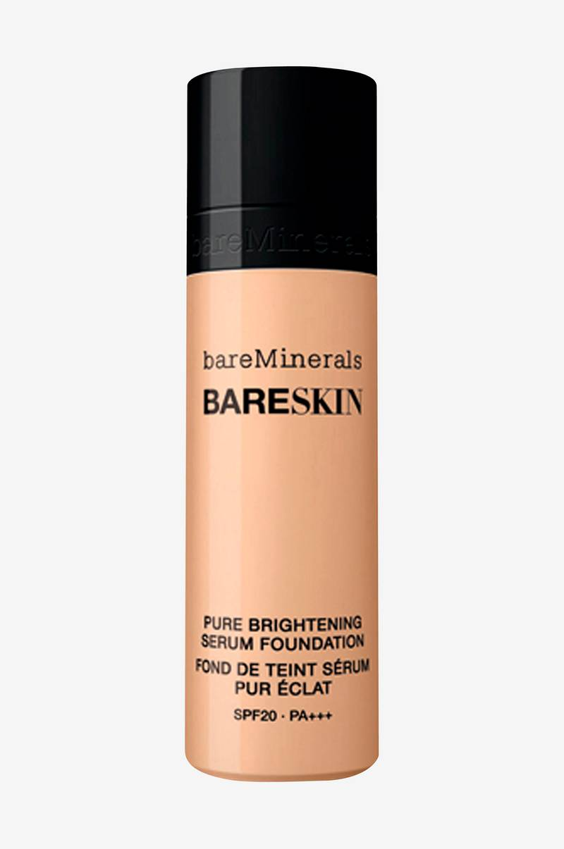 Bareskin Pure Brightening Serum Foundation SPF20 Bare Shell 02