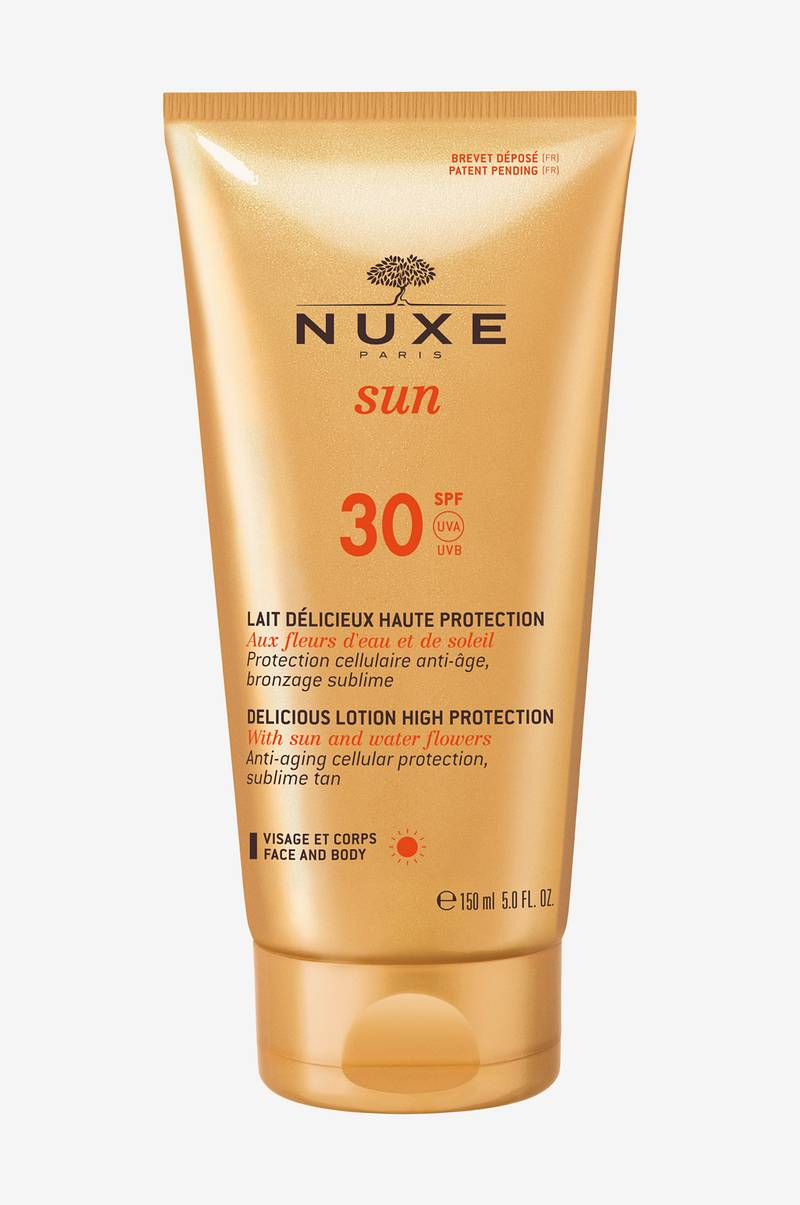 Delicious Lotion for Face and Body SPF30