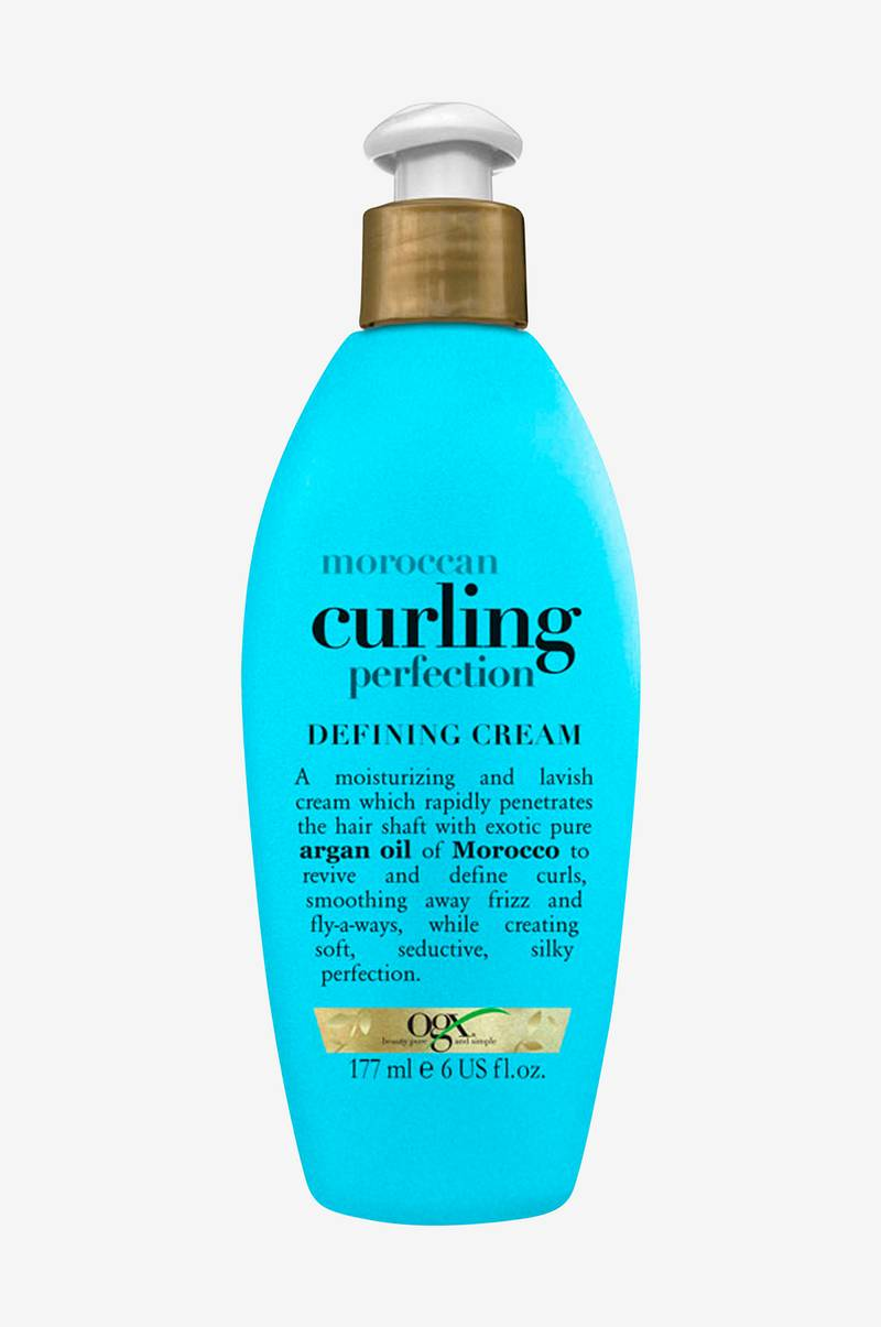 Argan Oil Of Morocco Curling Perfection Defining Cream 177 ml