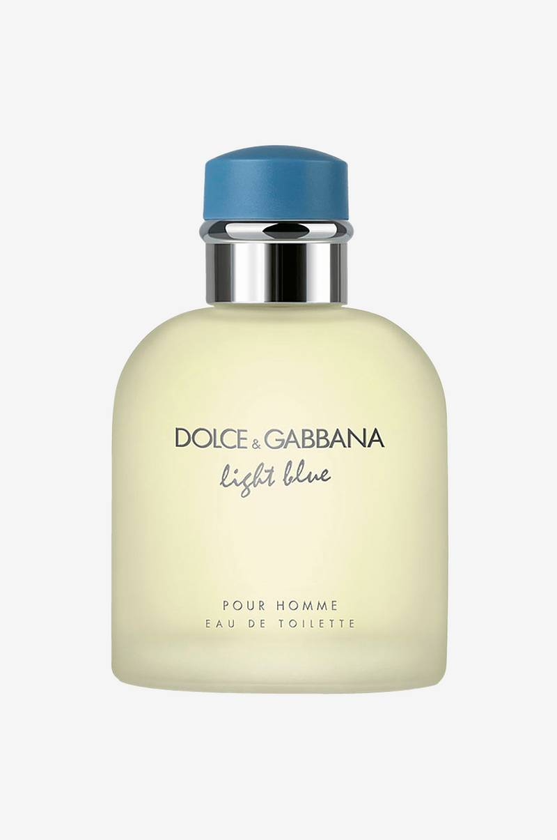 Light Blue Pour Homme Edt 75ml