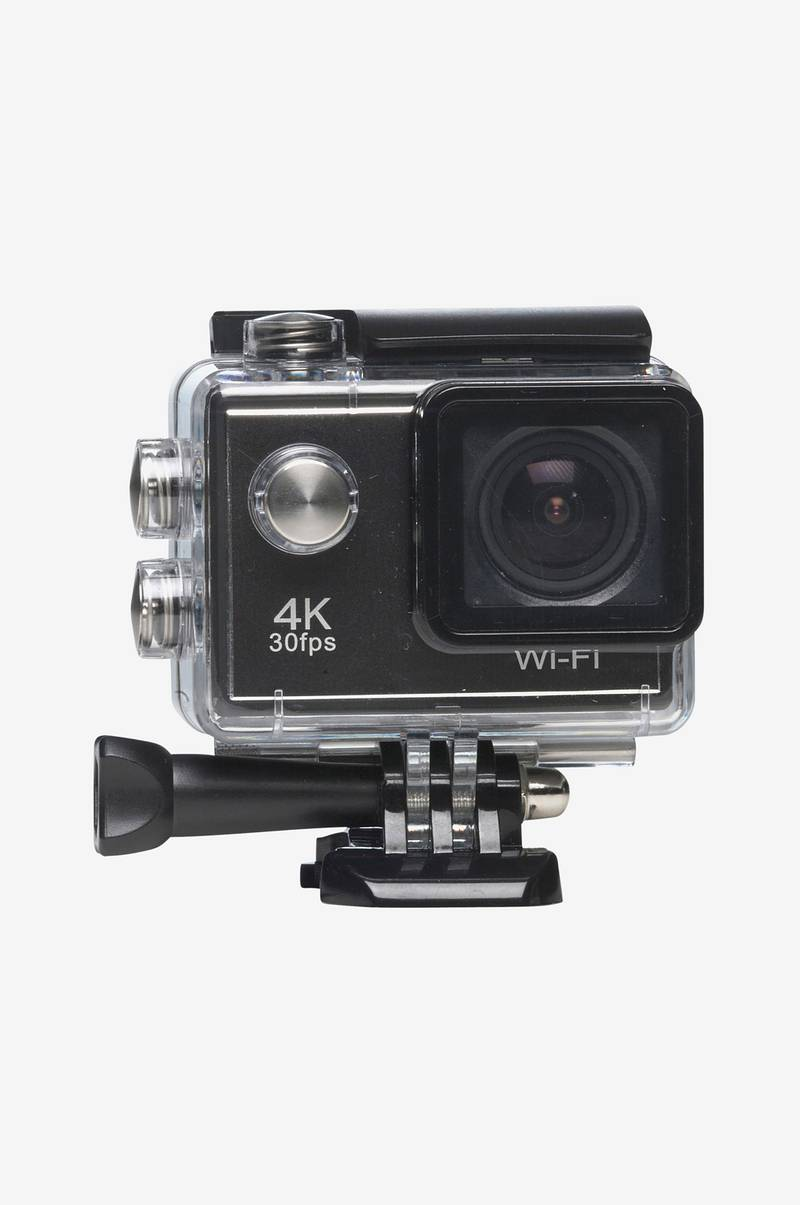 "Action-cam 4K Wifi 2,0"" display"