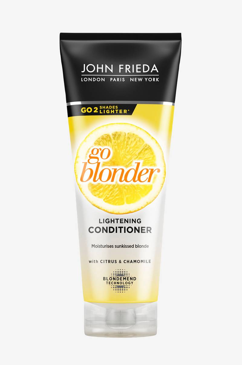 Sheer Blonde  Go Blonder Conditioner 250ml