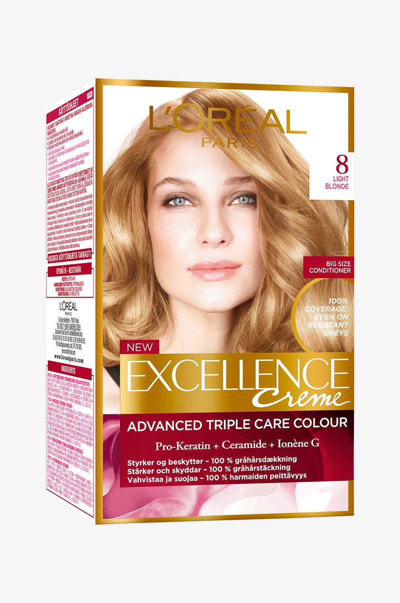 Excellence Lysblond 8