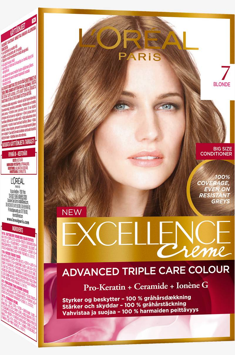 Excellence 7 Blond