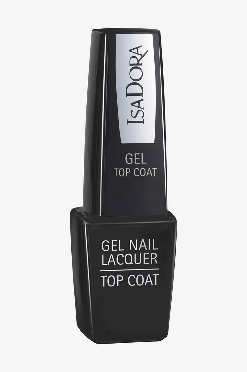 Gel Nail Lacquer Top Coat